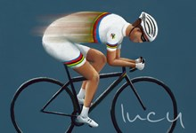 New Artwork Celebrates The 2019 UCI Road World Championships