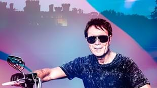 Cliff Richard at Scarborough Open Air Theatre