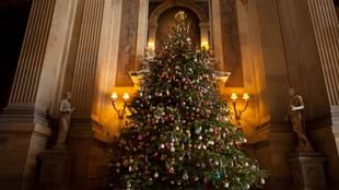 Castle Howard at Christmas: Angels on High