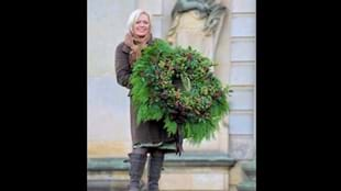 Create your bespoke Christmas Arrangement with Kymm Queen - Morning Workshop