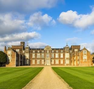 Easter online with Burton Constable