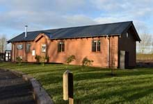 LUXURY HOLIDAY PARK GURANTEES £28,000 RETURN ON INVESTMENT ON ITS HOLIDAY HOUSES