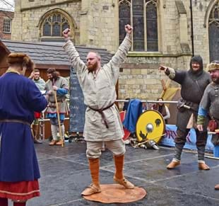 Annual Strongest Viking Competition
