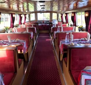 Roast Dinner Cruise on the Leeds & Liverpool canal