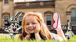 Alice in Wonderland at Harewood House