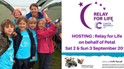 Relay for Life (Petal - Cancer Research UK) at Thornton Hall Farm