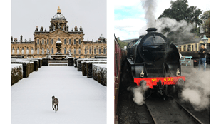 Castle Howard & Steam Train Day Trip from York