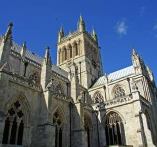 Explore Selby Abbey at home