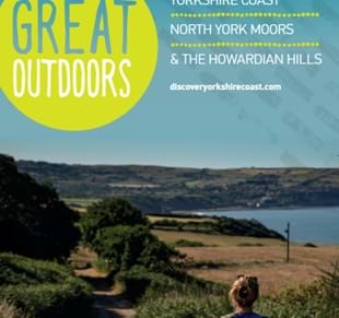 Great Outdoors Guide - Yorkshire Coast, North York Moors & Howardian Hills