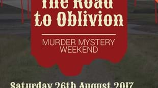 The Road to Oblivion - Murder Mystery Evening