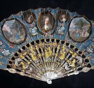 Three Centuries of the Fan