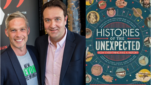 Histories of the Unexpected: Sam Willis & James Daybell