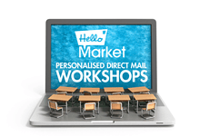 Book onto a FREE Direct Marketing Workshop