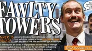 Fawlty Towers Comedy Tribute Night & 3 Course Dinner