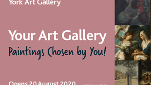 Your Art Gallery: Paintings Chosen by You