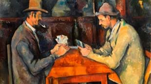 Cézanne's Card Players: A Masterwork from The Courtauld Gallery, London
