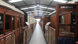 Vintage Carriages Trust – Museum of Rail Travel