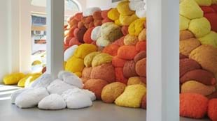 Sheila Hicks: Off Grid