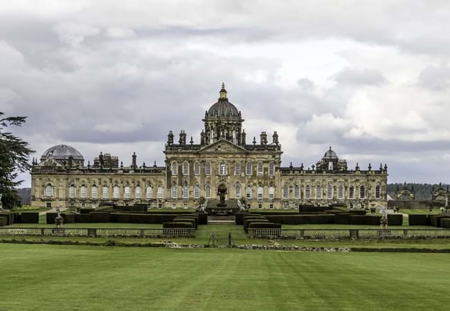 Drawing Castle Howard
