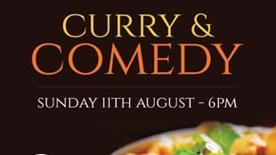 Curry & Comedy