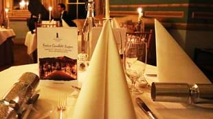 Swinton Park Hotel - Festive Candlelit Supper
