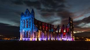 Illuminated Abbey