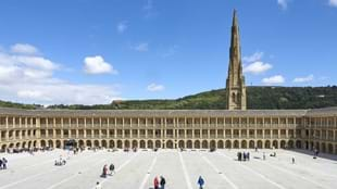 The Piece Hall
