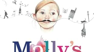 Molly's Marvelous Moustache
