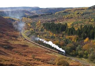 Railway Attractions of Yorkshire