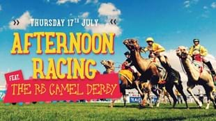 Afternoon Racing ft the RB Camel Derby
