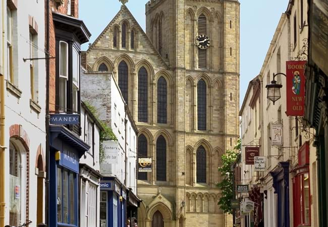 The Cathedral City of Ripon