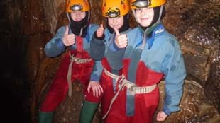 Stories in Stone Introduction to Caving Trip
