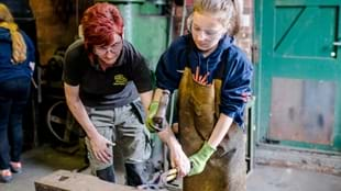 Heritage Crafts Experiences - Blacksmithing Workshops