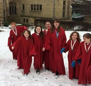 The Yorkshire Girls' Choirs Festival: Choral Evensong