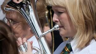 Altofts and Normanton Brass Band