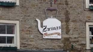 Zarina's Tearoom and B&B