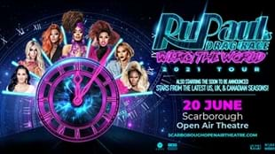 RuPaul's Drag Race - WERQ The World Tour