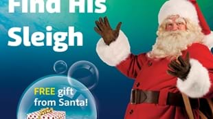 Meet Santa at Sea Life Scarborough