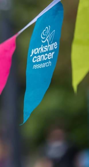 Supporting Yorkshire Cancer Research