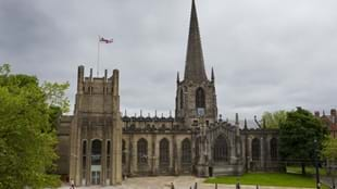 Sheffield Cathedral - St Peter & St Paul