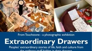 Touchstone: Extraordinary Drawers!