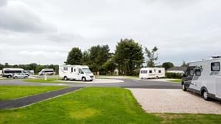 Knaresborough Caravan Club Site - CAMC