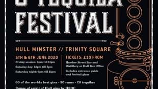 Gin, Rum & Tequila Festival by Humber St Distillery
