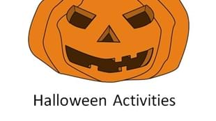 Halloween Craft Activities