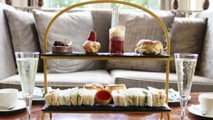 February Fizz Afternoon Tea