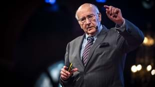 World Marketing Summit with professor Philip Kotler