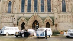 Ripon Cathedral Wedding Show