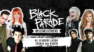 Black Parade - 00 Emo Anthems