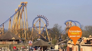 Fast buses to Flamingo Land, from Leeds and York