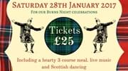 Burns Night at The Carding Shed!
